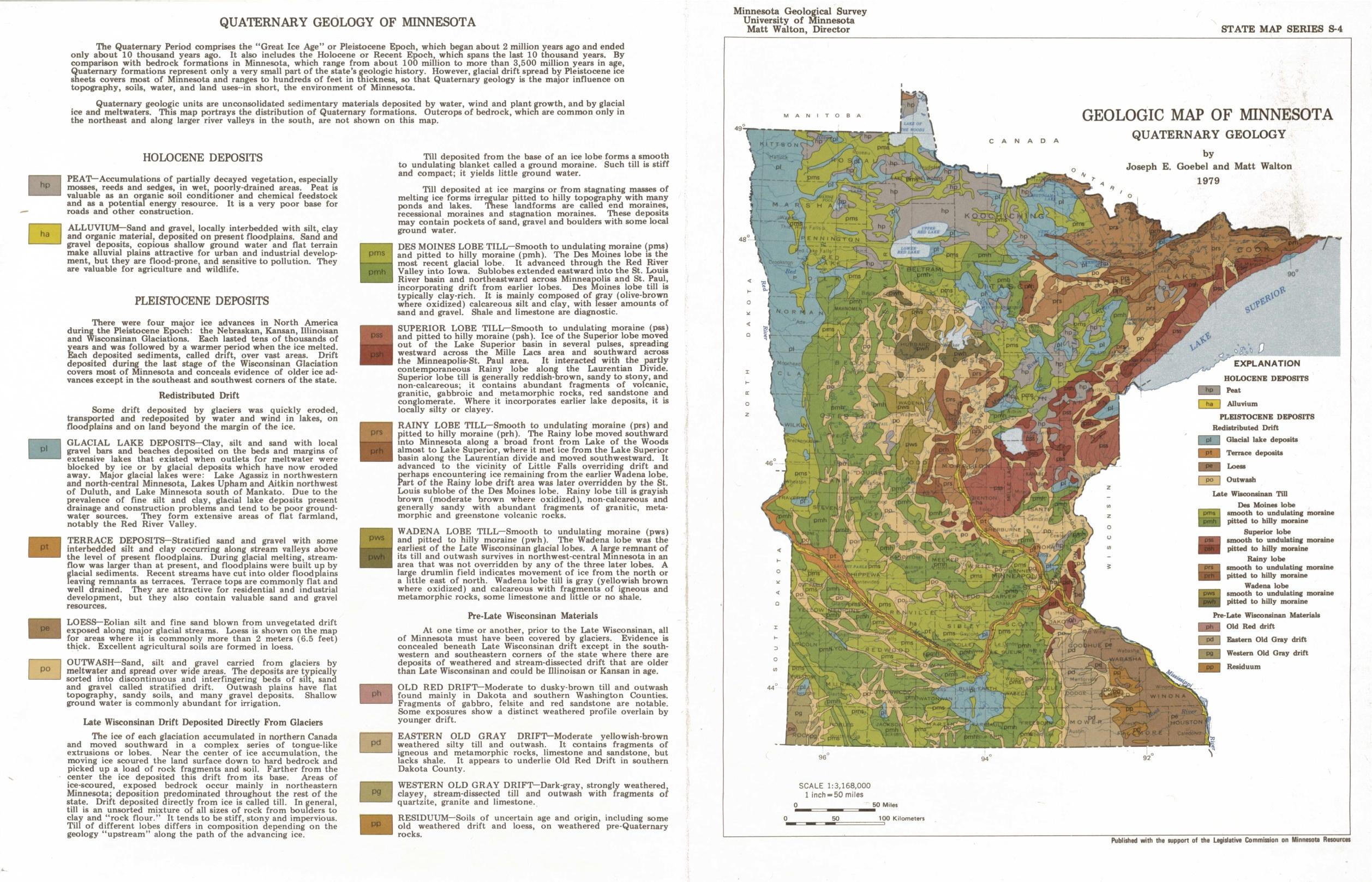 Minnesota Small Geom Mapjpg - Map of minesota