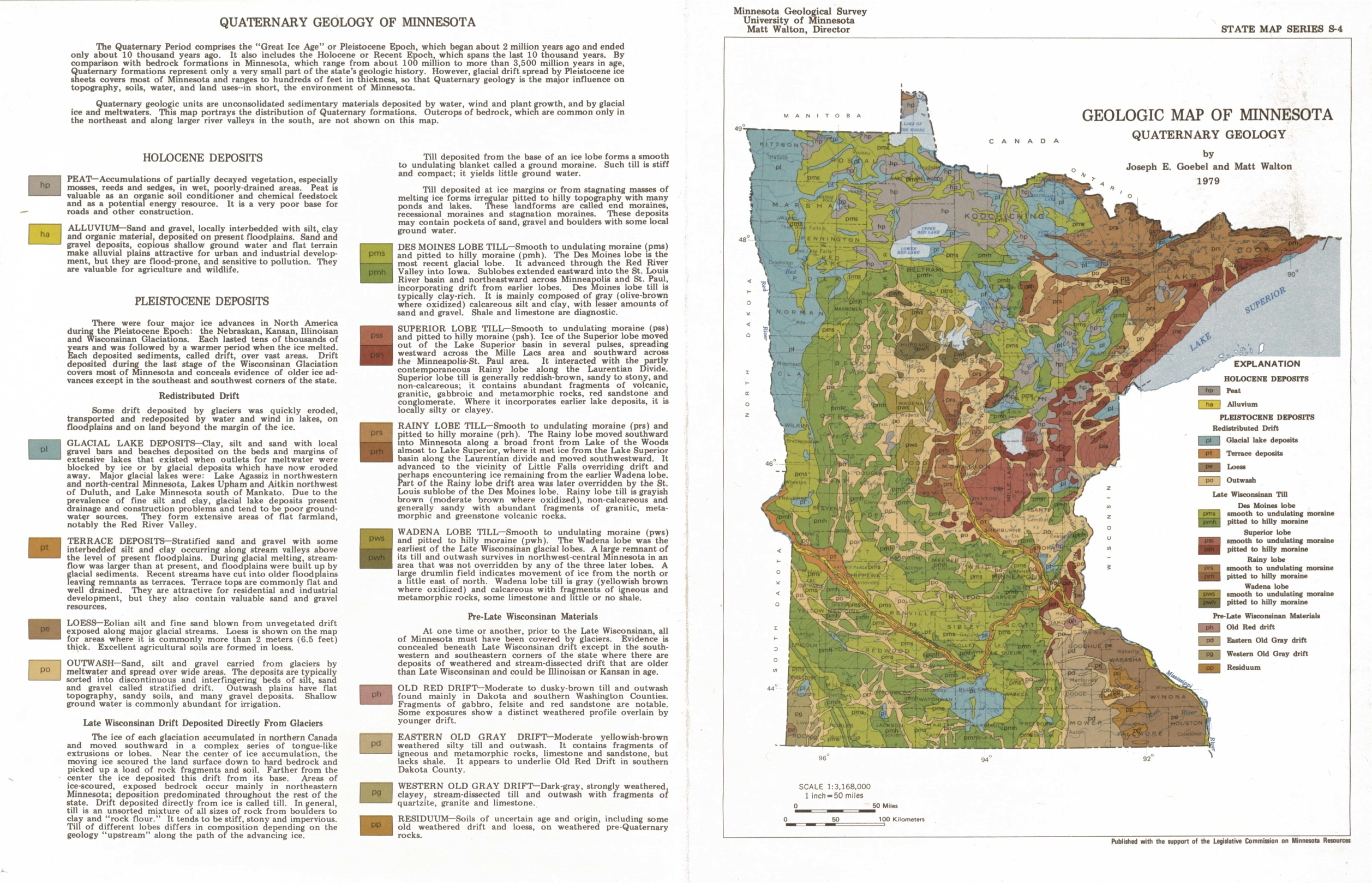Minnesota Geography EX Geology